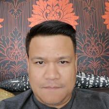 Profil utilisateur de Kittisak