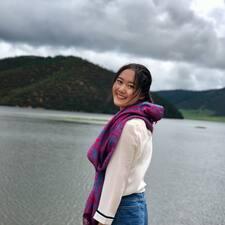 Wenxin felhasználói profilja