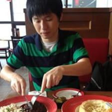 Profil utilisateur de Sangwoo