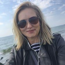 Profilo utente di Oxana