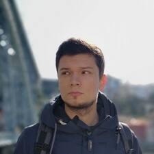 Grigorii felhasználói profilja