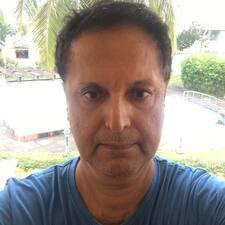 Sandeep is the host.