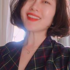Hyunju felhasználói profilja