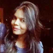 Gebruikersprofiel Anuradha