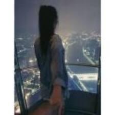 迪怡 felhasználói profilja