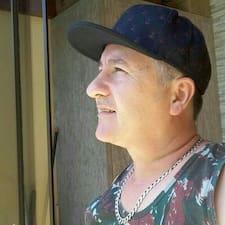 Joao Carlos felhasználói profilja