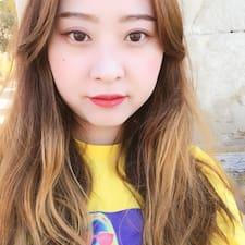Henkilön Jinhee käyttäjäprofiili