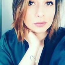 Profil utilisateur de Léa