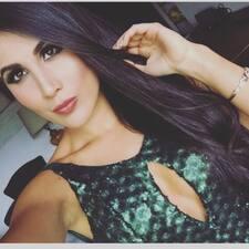 Profil utilisateur de Estefania
