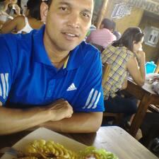 Gregory José felhasználói profilja