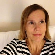 Henkilön Anna-Mari käyttäjäprofiili