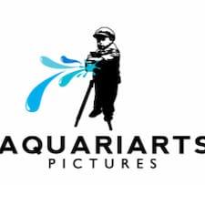 Aquariarts felhasználói profilja