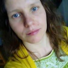 Lora felhasználói profilja