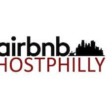 Host Philly bir süper ev sahibi.