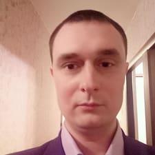 Profil Pengguna Сергей