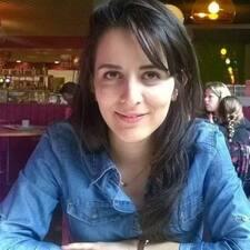 Profil utilisateur de Maroua