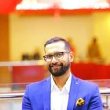 Profil utilisateur de Anoop Kumar