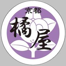 Kyoto Tachibanaya Brukerprofil