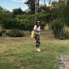 Roberta es SuperAnfitrión.