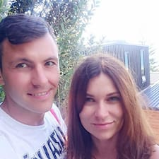 Profil korisnika Boris & Tatiana