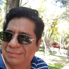 Gebruikersprofiel Antonio Alejandro