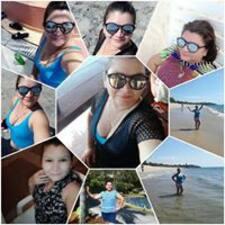 Elia Gabriela felhasználói profilja