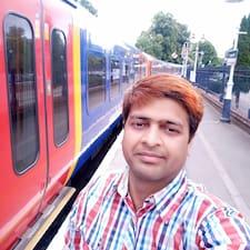 Nutzerprofil von Vivekanand