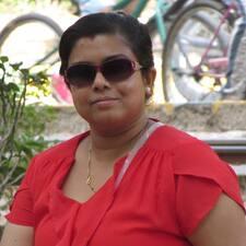 Profil utilisateur de Indrani