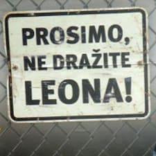 Profil utilisateur de Leon