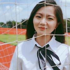 雅水 User Profile
