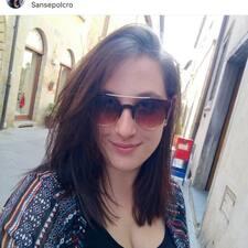 Henkilön Alessandra käyttäjäprofiili