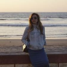 María Verónica felhasználói profilja
