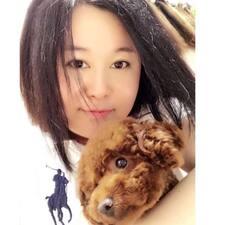 Perfil do utilizador de Jie