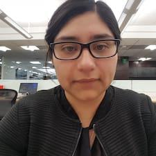 Profil utilisateur de Ariadna Tanibeth