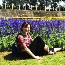 Mei-Chun felhasználói profilja