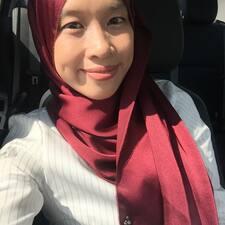 Profilo utente di Nadiah