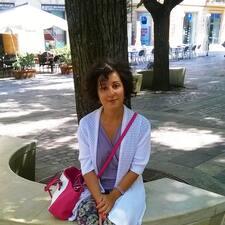Marzia - Uživatelský profil