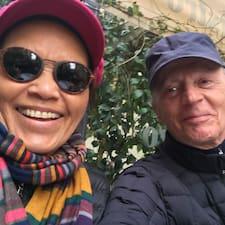 Profil utilisateur de Jean-Pierre & Adélia
