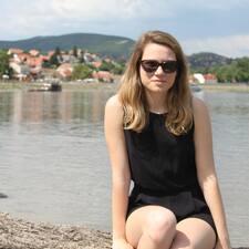 Användarprofil för Klara
