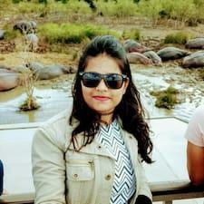 Gajalakshmi User Profile
