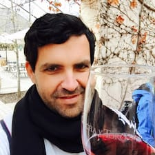 Paulo Marcio felhasználói profilja