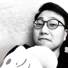 HyunWook User Profile