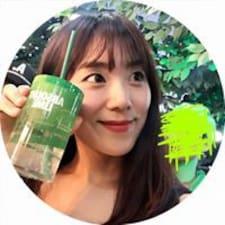Profil utilisateur de Eunsung Kate