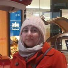 Maryam Kullanıcı Profili