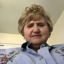 Mary Alice felhasználói profilja