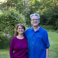 Parvaneh And David User Profile