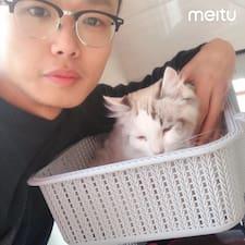 天麟 User Profile