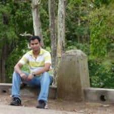 Profil utilisateur de Himadri