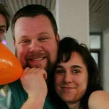 โพรไฟล์ผู้ใช้ Dorthe & Frank