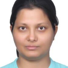 Chitra felhasználói profilja